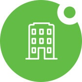 Residential IT support icon