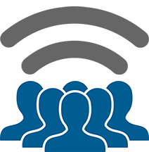 Virtual IT department logo